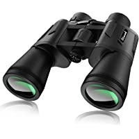 $59 » Binoculars 20x50, HD Professional/Waterproof Binoculars with Low Light Night Vision, Durable &…