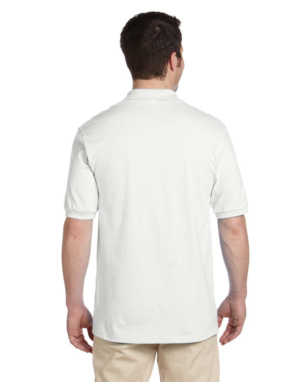 Jerzees SHIRT メンズ B01CD0ZQ6M 3L|ホワイト ホワイト 3L