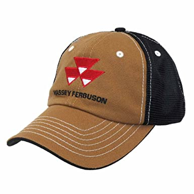 Amazon.com: Massey Ferguson Mesh Back Cap: Clothing