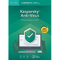Kaspersky Anti Virus 2019 | 3 Dispositivi | 1 Anno