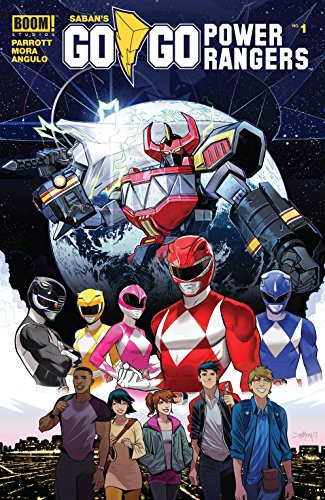 Download for free Saban's Go Go Power Rangers #1