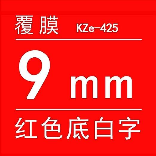 Ocamo TZ-221 PT-E100B - Etiquetas adhesivas para impresoras ...