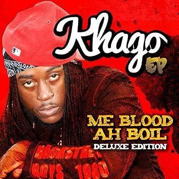 khago blood a boil