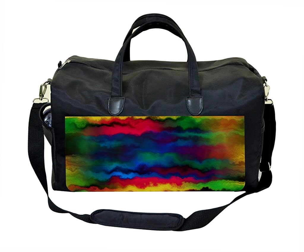 01-Abstract Watercolors Therapist Bag