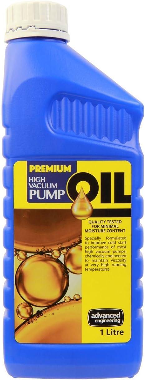Premium Vakuumpumpenöl 1 Liter 1000 Ml Baumarkt