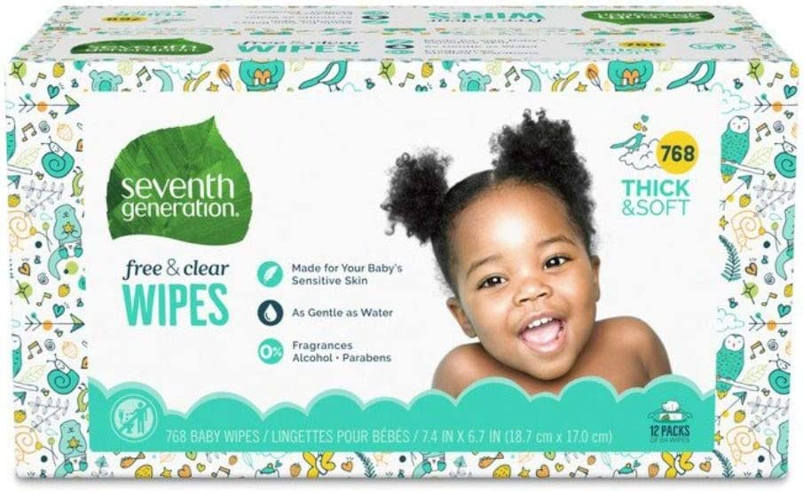 Top 13 Best Natural Baby Wipes 2020 Reviews 7