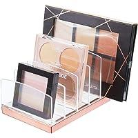 mDesign Plastic Makeup Organizer for Bathroom Countertops, Vanities, Cabinets: Cosmetics Storage Solution for…
