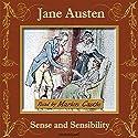 Sense and Sensibility Hörbuch von Jane Austen Gesprochen von: Marion Castle