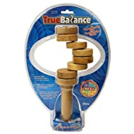 TrueBalance Educational STEM Toy for Adults Boys and Girls | Coordination Game That Improves Fine Motor Skills | Perfect Autism Toy (Original)