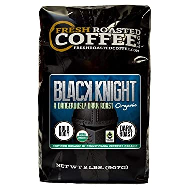 Fresh Roasted Coffee LLC, Black Knight Organic Coffee