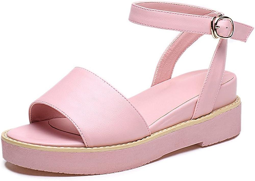 PRETTYHOMEL Women Sandals Summer Wedge Sandals Open Toe Platform Sandalias Ladies Gladiator Sandals Women