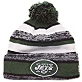 New Era On field Sport Knit New York Jets Game Hat Green/Black/White Size One Size