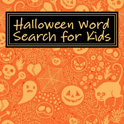 Halloween Word Search for -