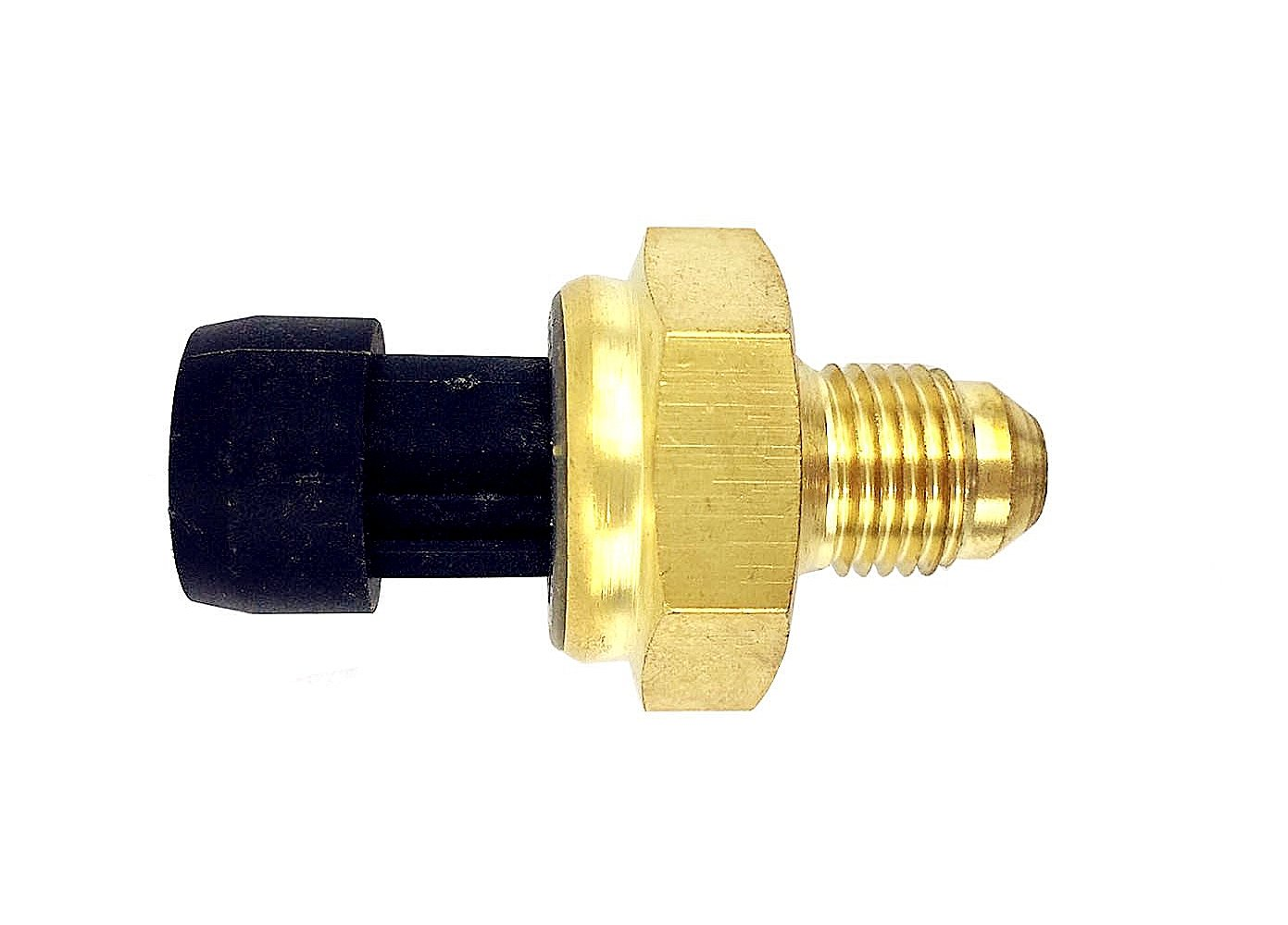 EBP Exhaust Back Pressure Sensor for 2007-2010 Navistar MaxxForce DT 9 10 for Ford Powerstroke 6.4L 2008-2010 Replaces 1846480C2 8C3Z9J460A Top Quality