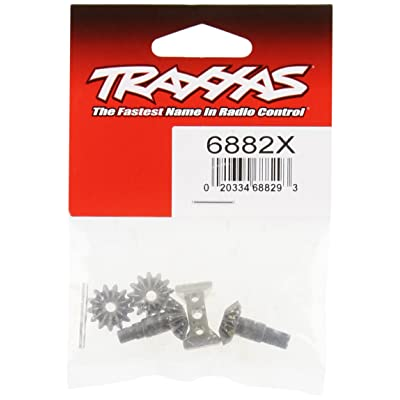 Traxxas 6882X Differential Gear Set: Toys & Games