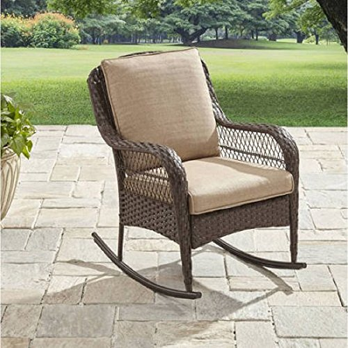 Home And Garden Rocking Chair - 5
