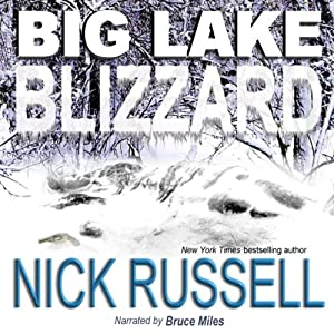 Big Lake Blizzard, Volume 4 Audiobook