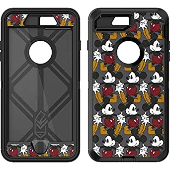 new styles a778c 13299 Amazon.com: Skinit Mickey Mouse OtterBox Defender iPhone 7 Plus Skin ...
