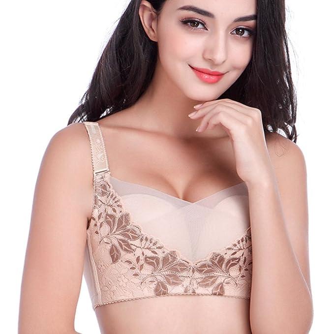 f37b39119d KingBra Women s Beauty Wire-Free Comfort Bras Brassiere