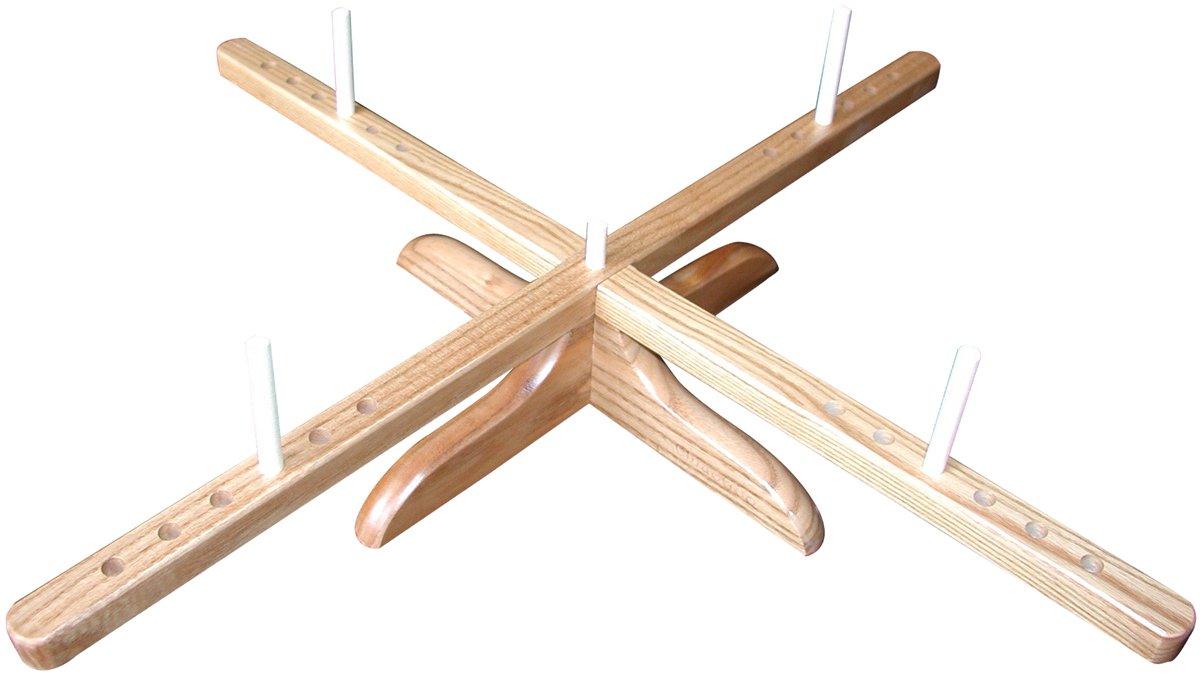 ChiaoGoo 1098 1098 Amish Design Wooden Yarn Swift