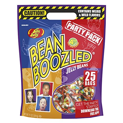 Jelly Belly BeanBoozled 4th edition Party Pack -