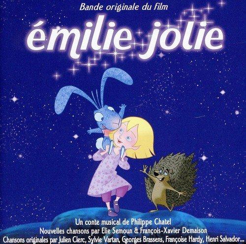 CD : Soundtrack - Emilie Jolie (CD)