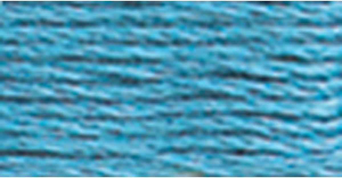 DMC 116 8-518 Pearl Cotton Thread Balls Light Wedgewood Size 8