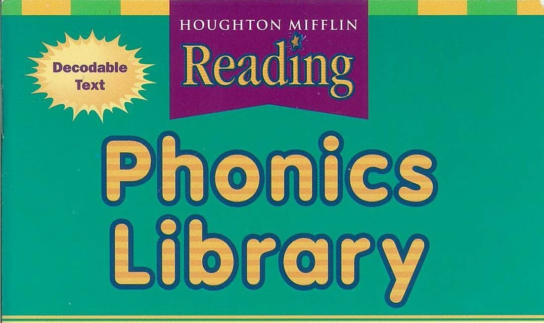 Read Online Houghton Mifflin Reading: The Nation's Choice: Phonics Library Take Home (Set of 5) Grade 1 Shed pdf