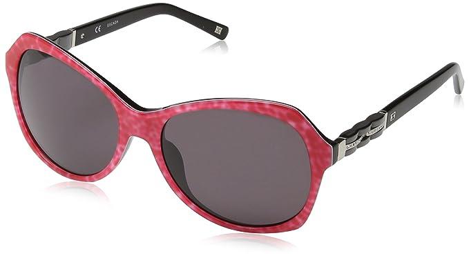 Escada - Gafas de sol Mariposa SES342T para mujer: Amazon.es ...