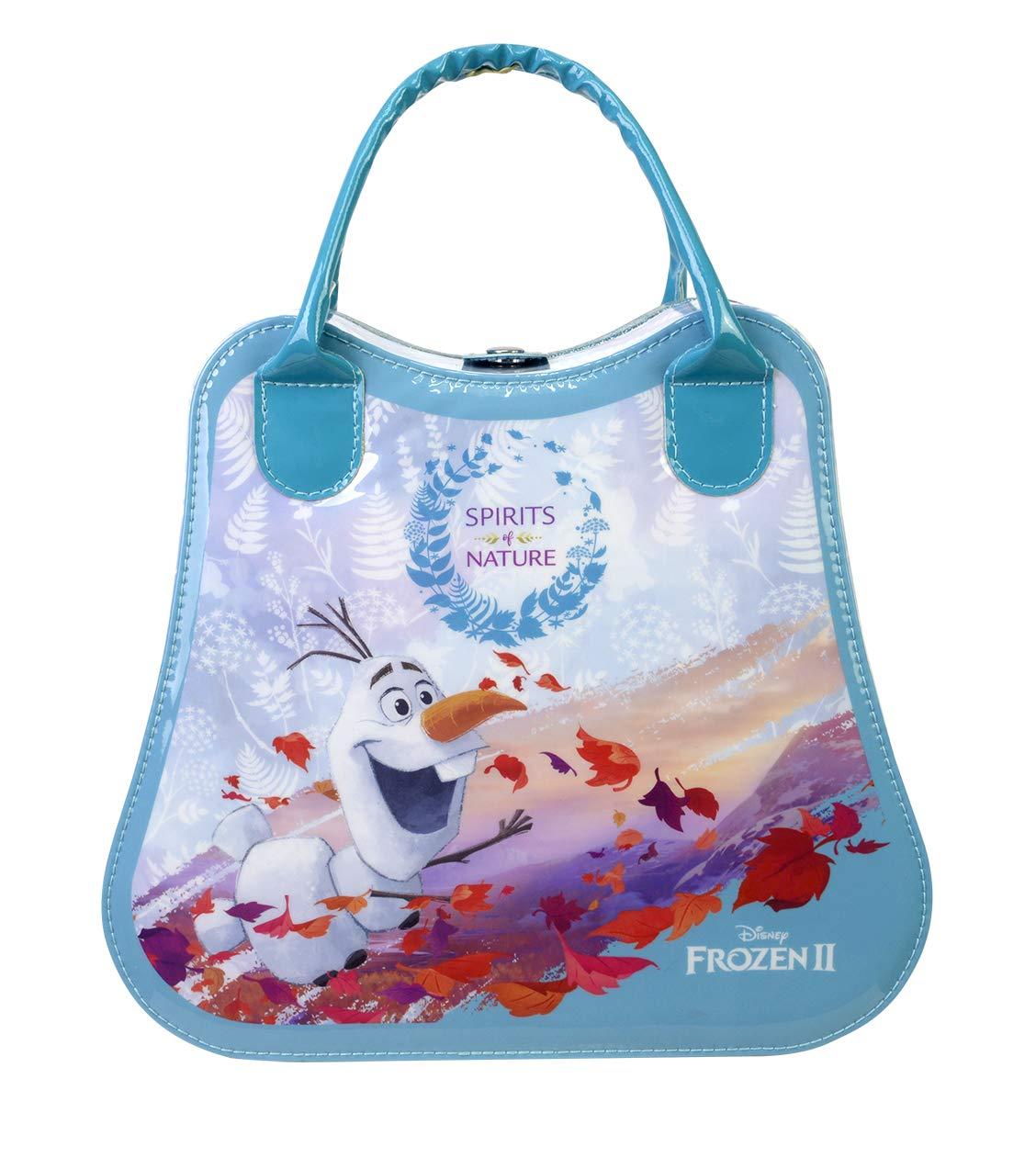 Disney Princess Frozen II Wonderland Weekender - Neceser Frozen II, Set de Maquillaje para Niñas - Maquillaje Frozen - Selección de Productos Seguros en un Maletín de Maquillaje Multicolor: Amazon.es