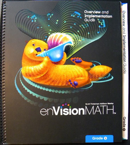 enVision Math Scott Foresman Grade 3 Overview and Implementation Guide pdf