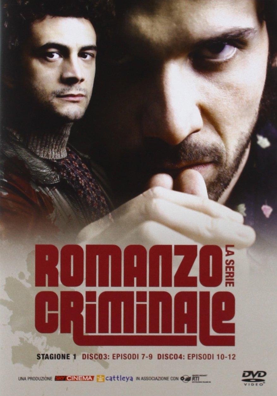 Amazon.com: Romanzo Criminale - Stagione 01-02 (8 Dvd) [Italian Edition]: marco giallini, francesco montanari, stefano sollima: Movies & TV