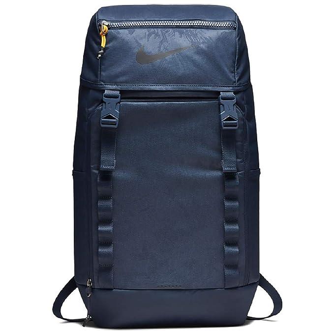 Nike Men s Polyester Gap Dis Vapor Speed AOP Black Backpack  Amazon.in   Bags 2e82a1e63fe18