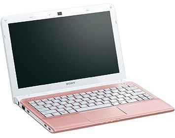 Sony VAIO SVE1112M1E - Ordenador portátil (Portátil, Rosa, Concha, 1,7 GHz, AMD E, E2-1800): Amazon.es: Informática