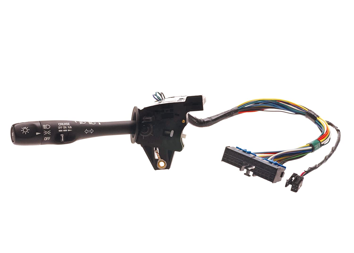 ACDelco D1512G GM Original Equipment Turn Signal, Headlamp, and Cruise Control Switch with Lever