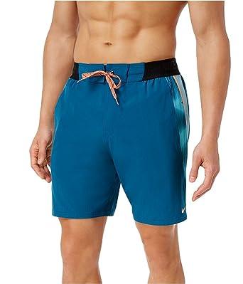 a091e3b8b3 Nike Mens Vapor Splice Volley Swim Bottom Board Shorts | Amazon.com