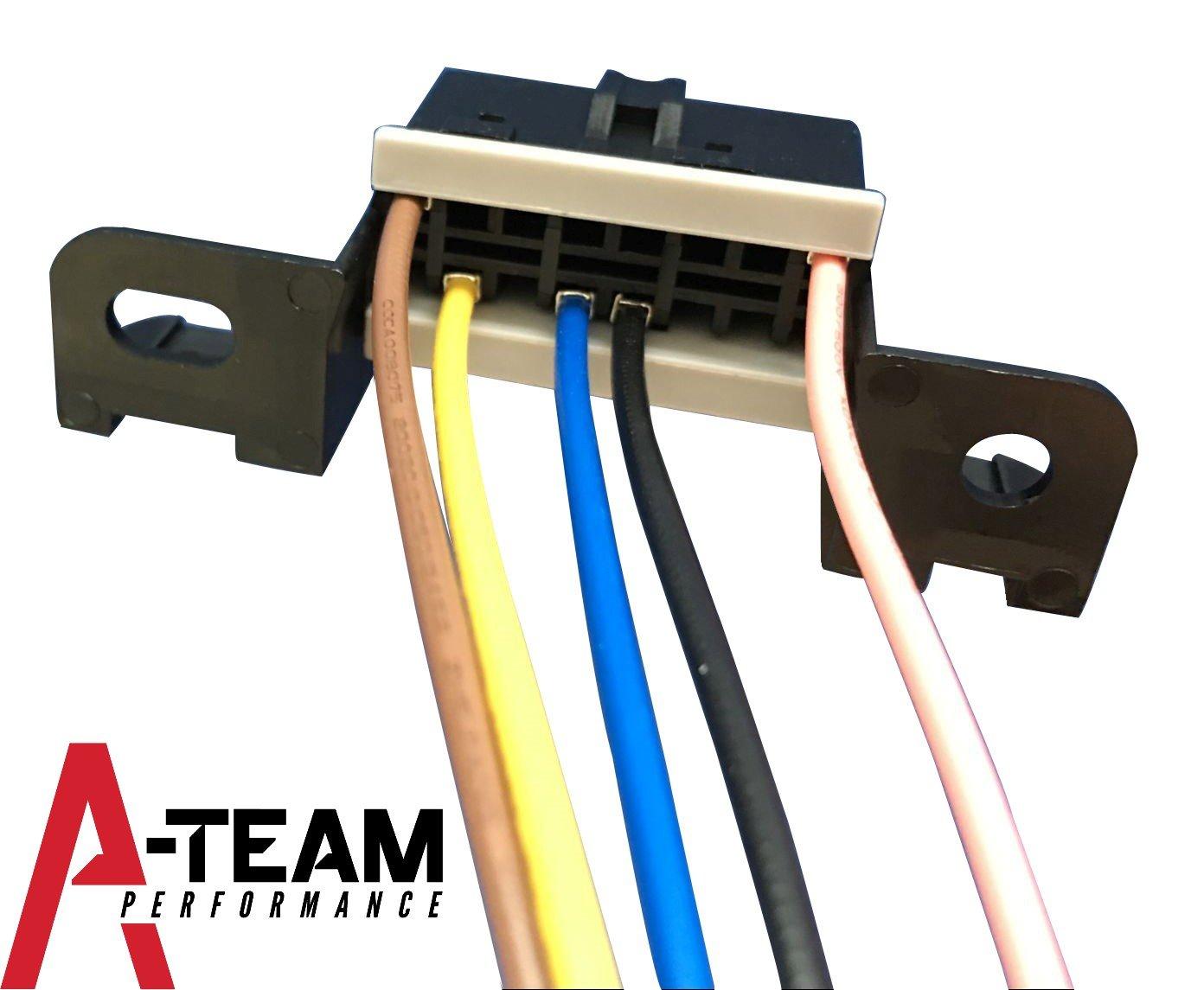 A Team Performance Obd Ii Obd2 Dash Port Wire Pigtail 97 Gmc Wiring Connector Plug In Chevy Ls Lsx Ls1 Ls2 Ls3 Ls6 Ls7 L92 Lq4 Lm7 48l 53l