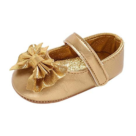 4a17b303ed6f3 Amazon.com: Coper Cute Sneakers, Hot Sale! Toddler Baby Girls Bow ...