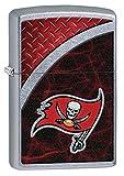Zippo NFL Tampa Bay Bucs Street Chrome Pocket Lighter