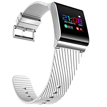 Pulsera inteligente Bluetooth, Jiameiyi Fitness Tracker LED X9 Pro Reloj inteligente con ritmo cardíaco Presión