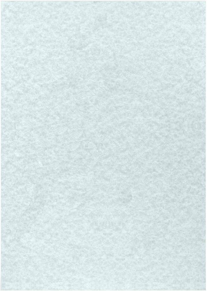 DIN A4 R/össler 220726522 Coloretti Briefpapier 10 Blatt 165g//m/² hellgr/ün