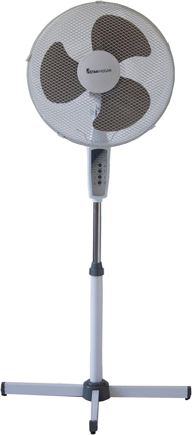 Ventilador de pie con mando Capri. Astan hogar. | Compra