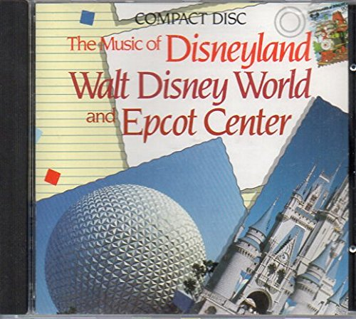 The Music of Disneyland: Walt Disney World and Epcot - Disneyland Mall
