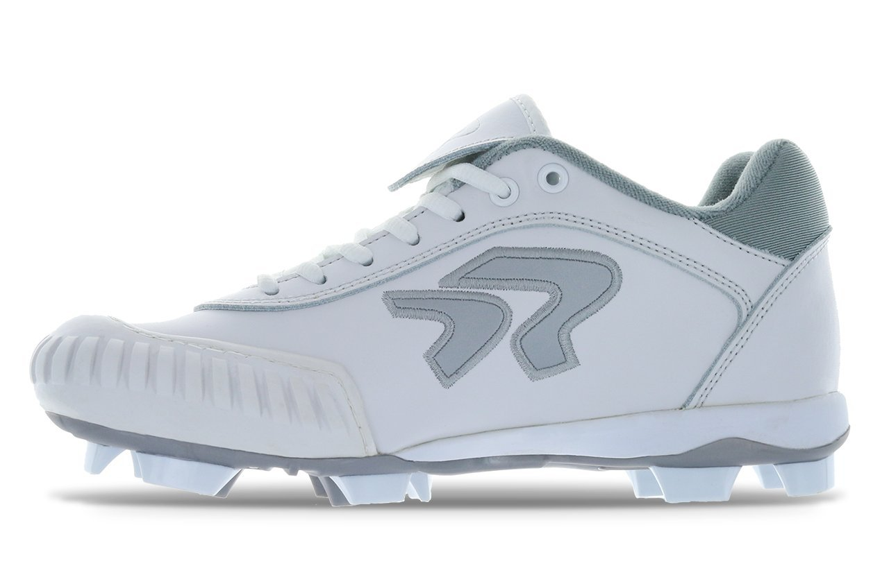 Dynasty 2.0 Cleat- Pitching B07B4MPD9C 11 B(M) US|White/Silver