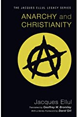 Anarchy and Christianity Paperback