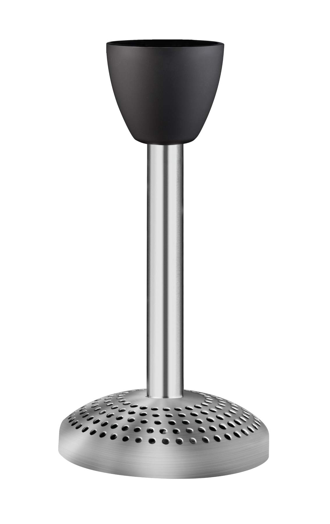 Chefman Electric Immersion Stick Potato Masher Attachment, Compatible with RJ19 Hand Blenders, Purees Fruits and Vegetables, Blends Baby Food, Mashes Potatoes, Stainless Steel, FDA Approved Materials by Chefman