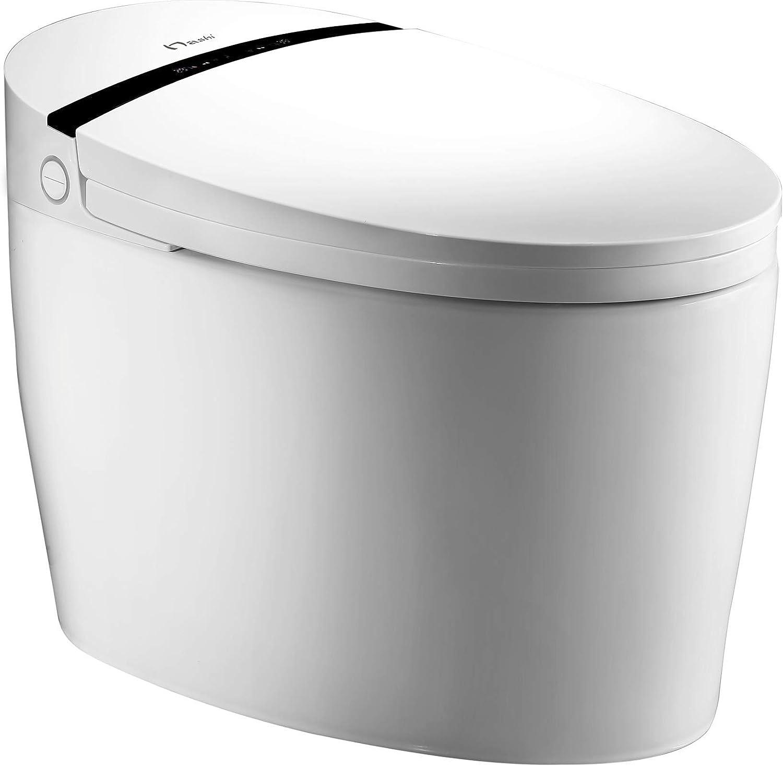 Nashi Aldara New Inodoro Bidet completo, Asiento Sanitario japonés Inteligente, WC para baño con Ducha eléctrica