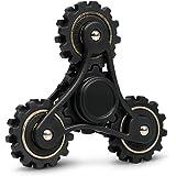 Innoo Tech ハンドスピナー 3~5分回転 指スピナー Hand spinner ABS樹脂 高速回転 おもちゃ 圧力解消