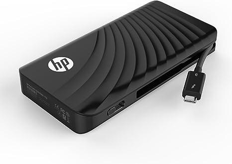 HP P800 portátil Thunderbolt 3 PCIe NVMe SSD Externo 1TB P800 ...