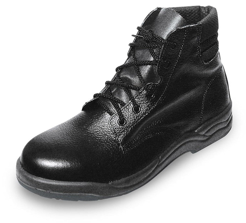 [ノサックス]Nosacks JIS規格【ウレタン2層底安全靴】軽くて動きやすいショートブーツ《074-KF1066》 B00JAPROC8 25.5 cm